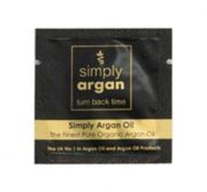 Freebie Simply argan