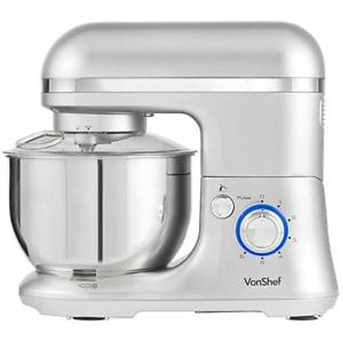 VonShef Stand Mixer Food Mixer/Blender Save £60.50 Free Delivery