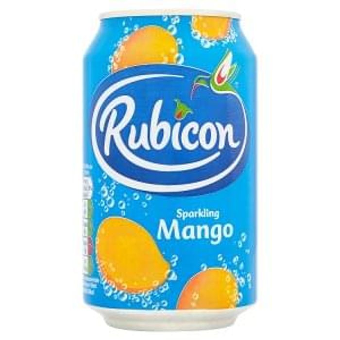 4 Rubicon Mango cans £1:50 at Iceland