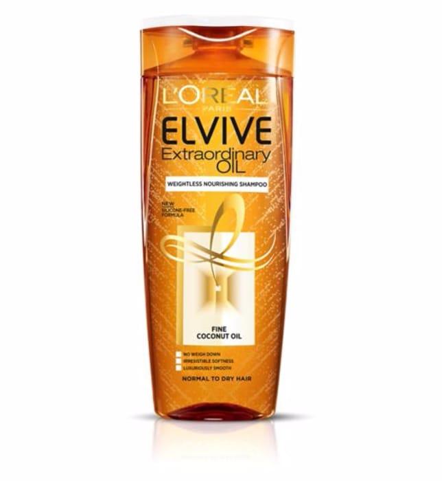 LOreal Elvive Extraordinary Oil Coconut Shampoo 400ml