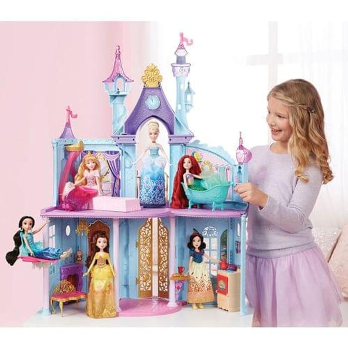 BETTER THAN 1/2 PRICE: Disney Princess Royal Dreams Castle Playset