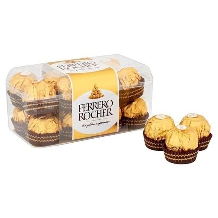 Ferrero Rocher Box T16 200G