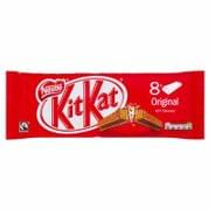 KitKat Krazy - 8 Pack for just 20p (In-store)