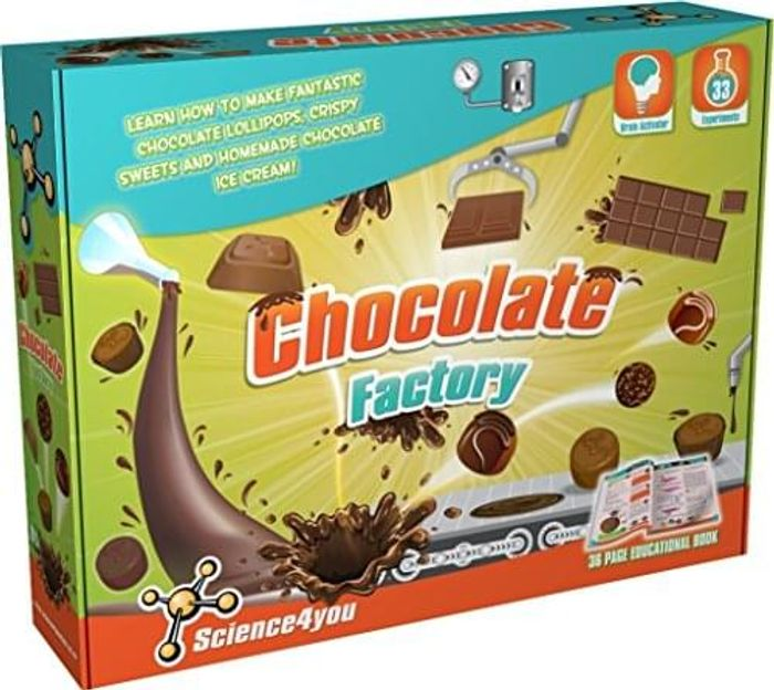 Science4You Chocolate Factory Kit
