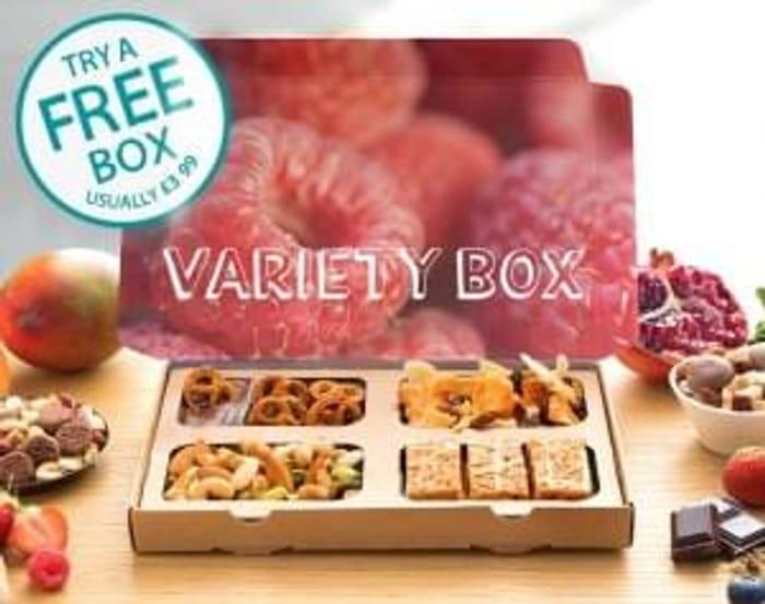 Free Graze Snack Box (Worth £3.99)