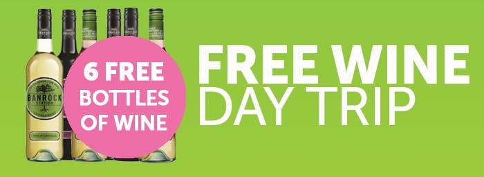 P O Ferries Free Wine Day Trip