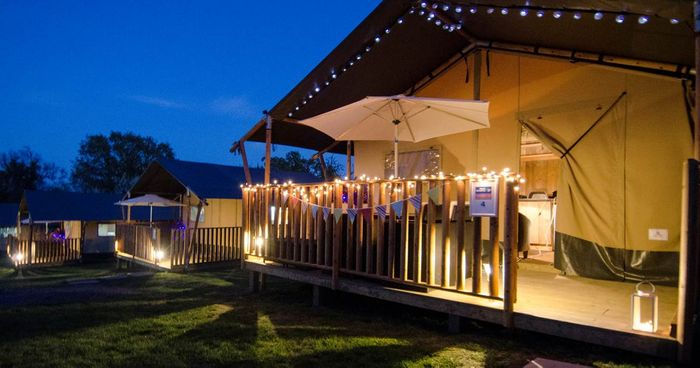 Win a Family Glamping Holiday