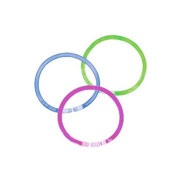 100 Glow Bracelets only £3.19 at Amazon