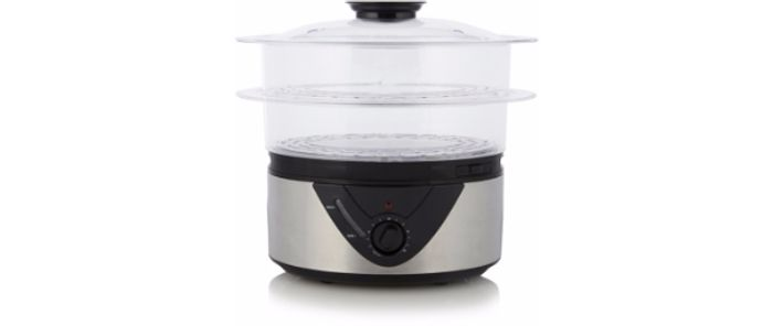 b59f6e1c69 George Home 2 Tier Food Steamer Save £6 Free C C