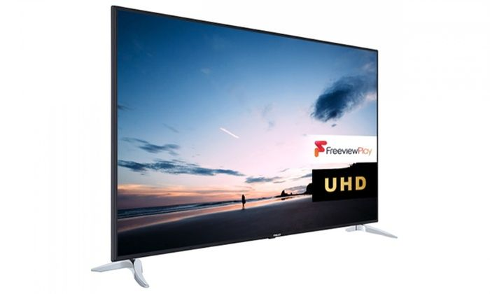 "Finlux 65"" 4K UHD Freeview Play LED Smart TV With Free Delivery"