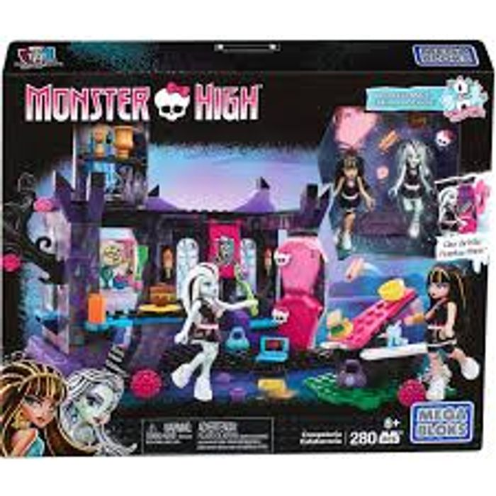 Monster High megabloks set