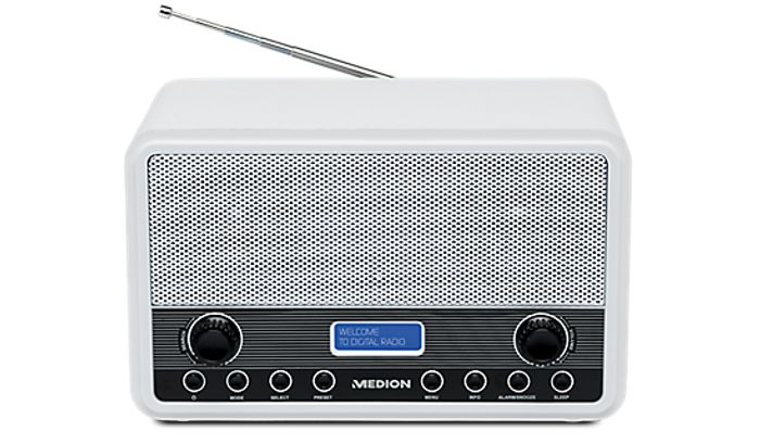 MEDION DAB+ RADIO LIFE Save £10 Free Delivery