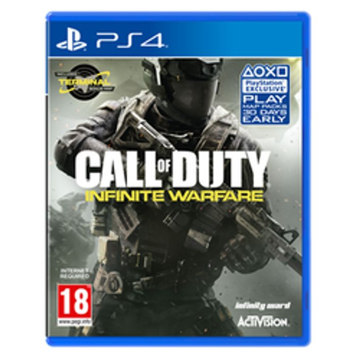 Call of Duty: Infinite Warfare PS4 £9.99 + FREE DELIVERY!