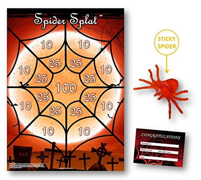 Perfect for Halloween parties. Free postage too.