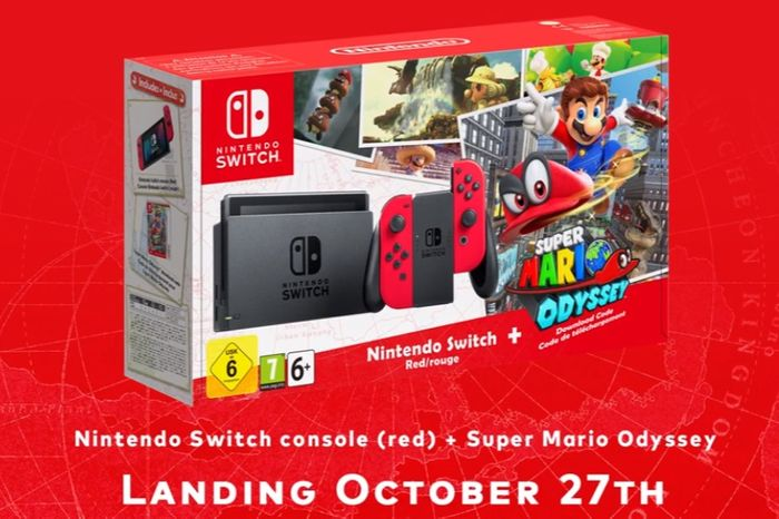 Cheapest Uk Price Nintendo Switch Super Mario Odyssey