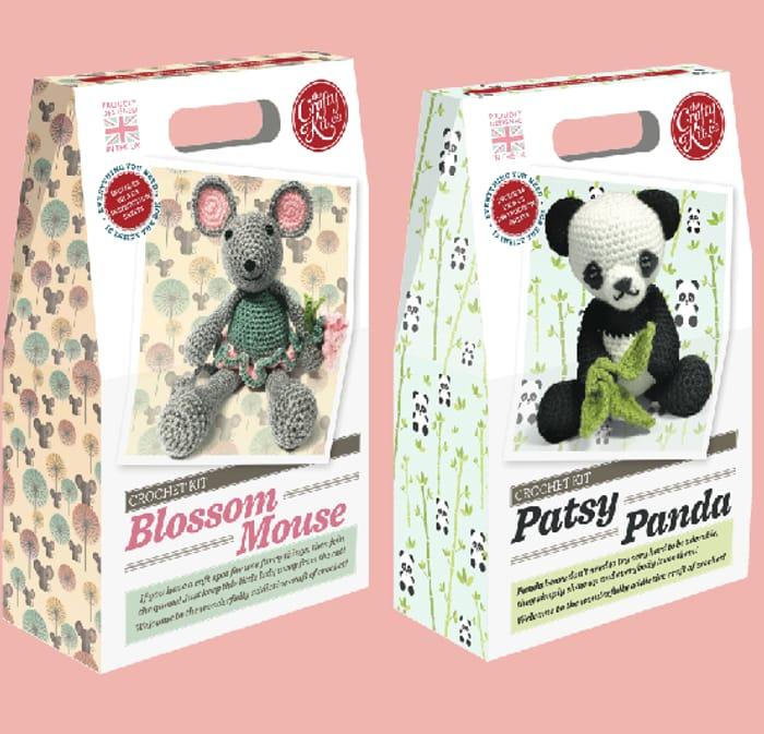 Crochet kit giveaway