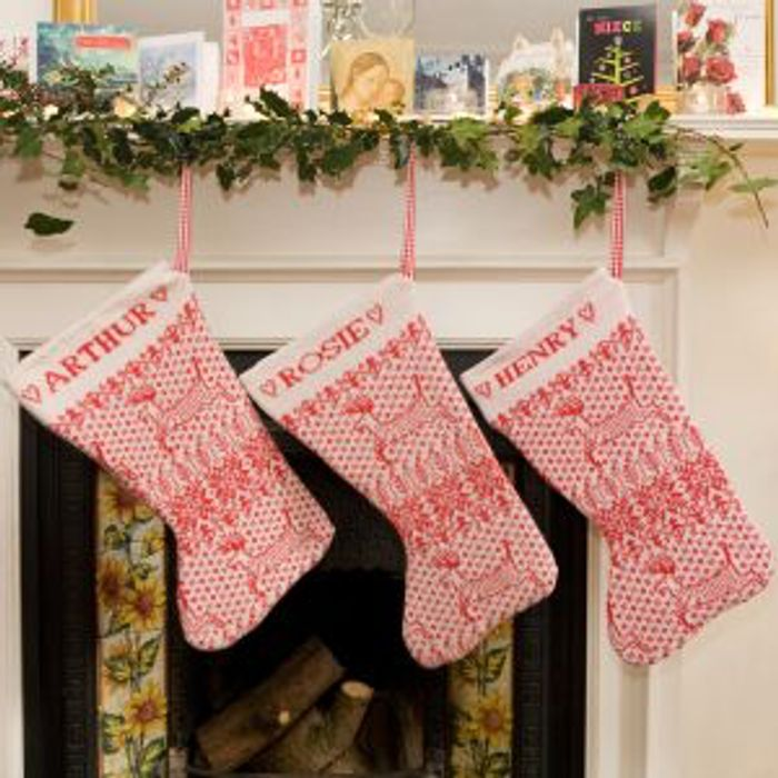 Win a personalised Christmas Stocking