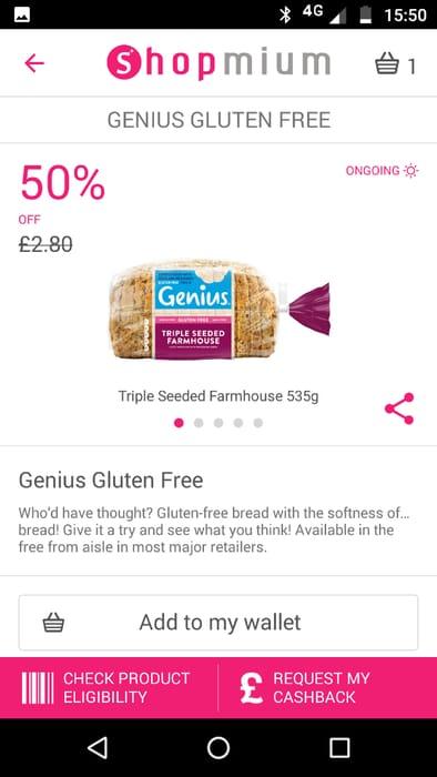Half price loaf