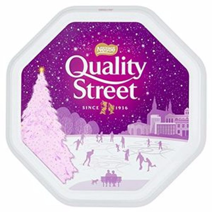 Quality Street Large Chocolate Tin 12kg 750 At
