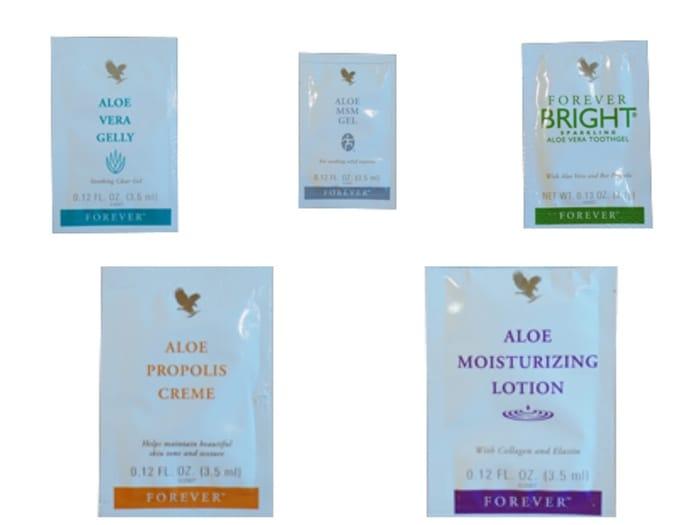 Free skin care samples-EXPIRED