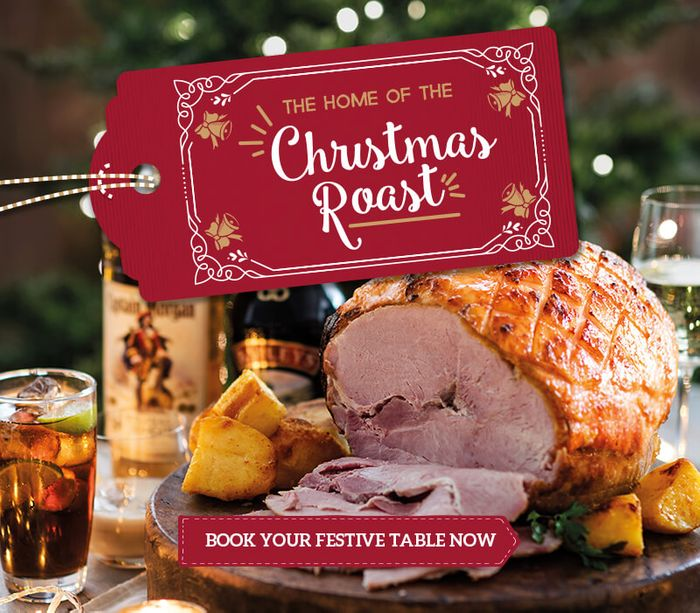 Toby Carvery 50% off mains Monday and Tuesday only
