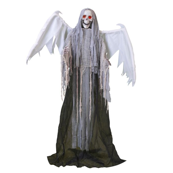 Animated Reaper with Wings Now £19.99 (50% off Halloween at The Range)