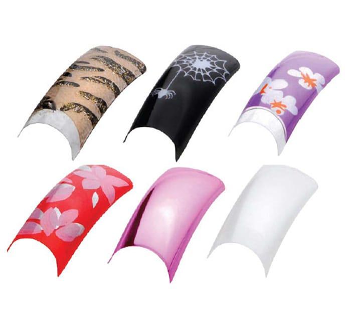 Free nail art sample