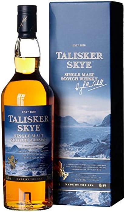 Talisker Skye Single Malt Scotch Whisky, 70cl Free Delivery