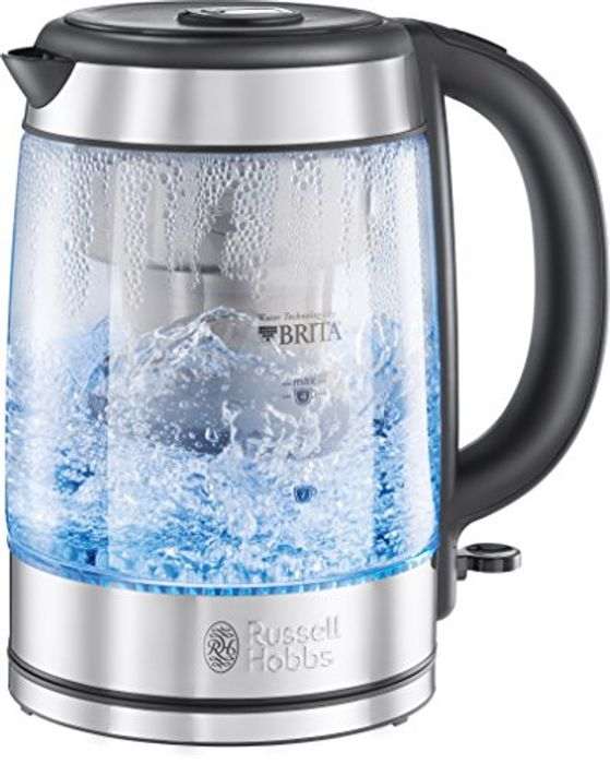 Russell Hobbs 20760-10 Purity Glass Brita Kettle Delivery £2.75