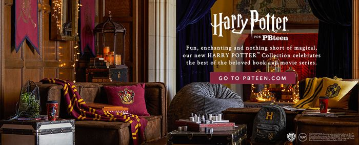Now There is a Harry Potter Cookware Range!