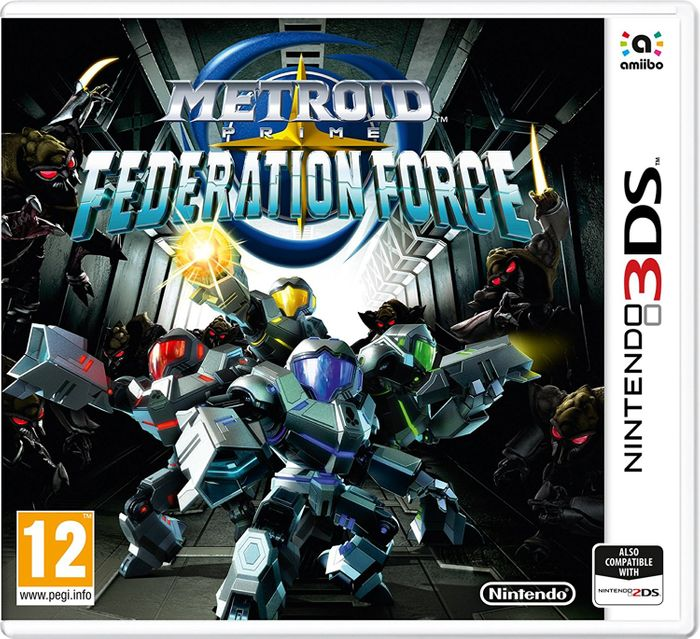 Federation Force (Nintendo 3DS)