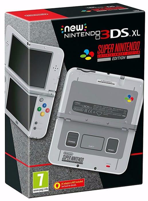 New Nintendo 3DS XL: SNES Classic Edition (Nintendo 3DS)