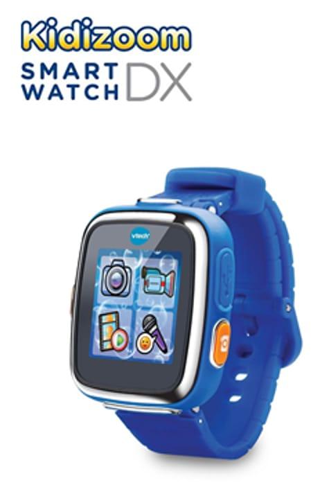 SAVE over £15. VTech Kidizoom DX Smart Watch **4.7 STARS**