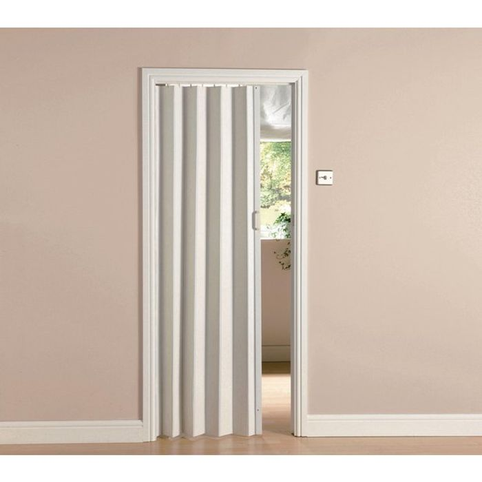 White Oak Effect Double Skin Door
