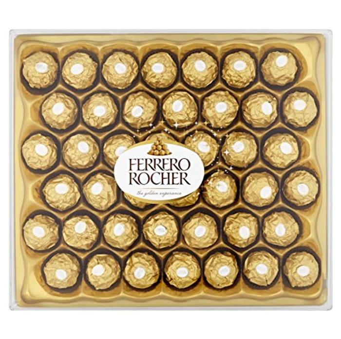 42 Pcs of My Fav Ferrero's for Only a Tenner!!!