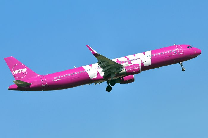 NEW! WOW Air Launches New York City - JFK as New Destination!