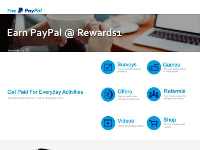 Free Rewards or Paypal for Completing Surveys