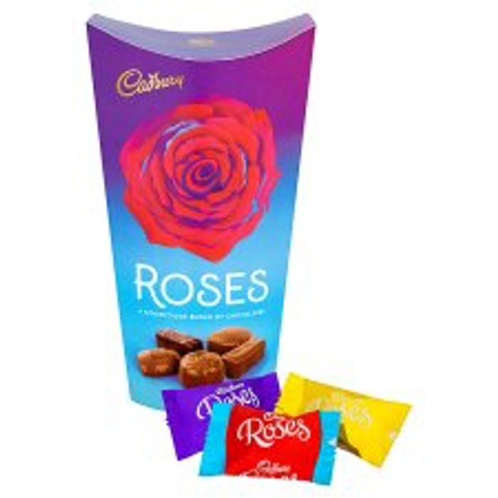 Cadbury Roses and Cadbury Heroes- Two for £4