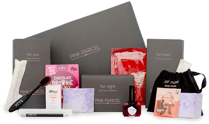 For All You Ladies - Free Month Box of Period Supplies