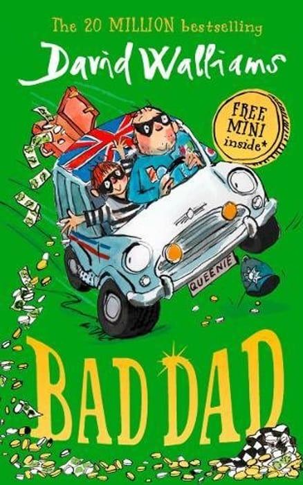 Bad Dad Hardcover – 2 Nov 2017 by David Walliams