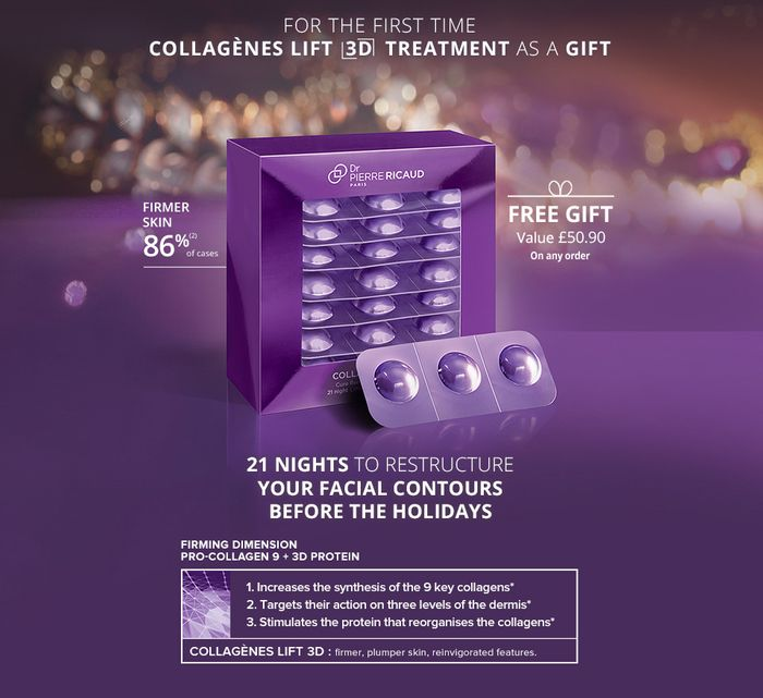 Free 21 Days Collagen Treatment with Order