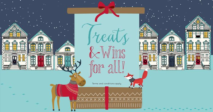 Treat or Win with Lily O'Brien's