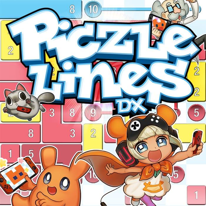 Piczle Lines DX (Nintendo Switch)「Demo」