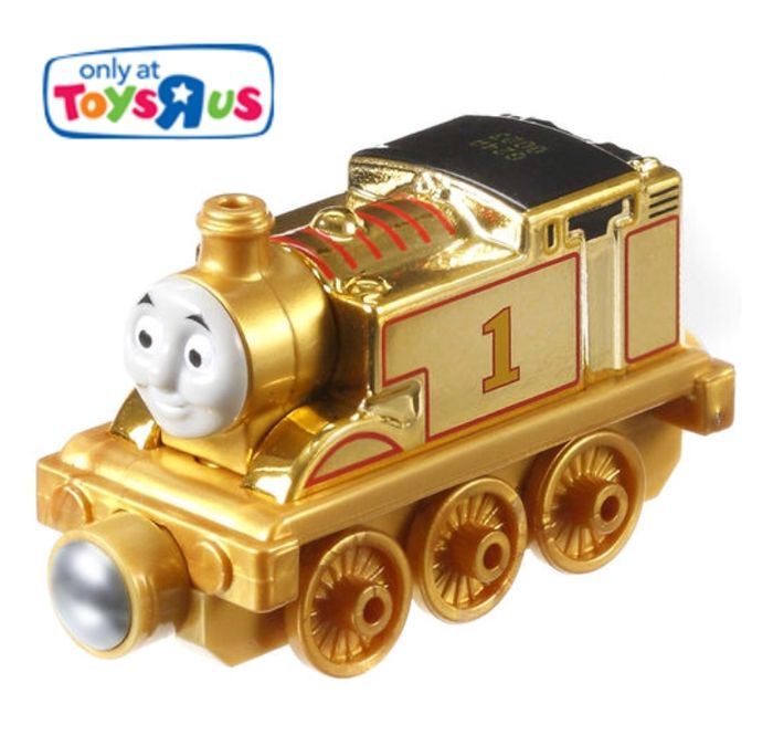 Gold Thomas the Tank Engine Take-N-Play Online Only at Toys R Us