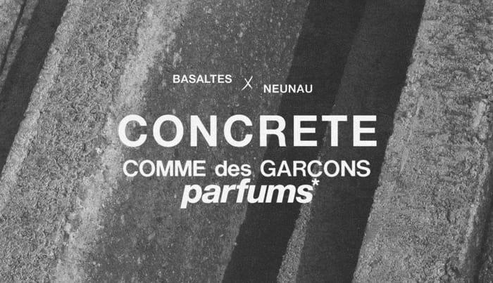 Free Comme Des Garcons 'Concrete' Perfume