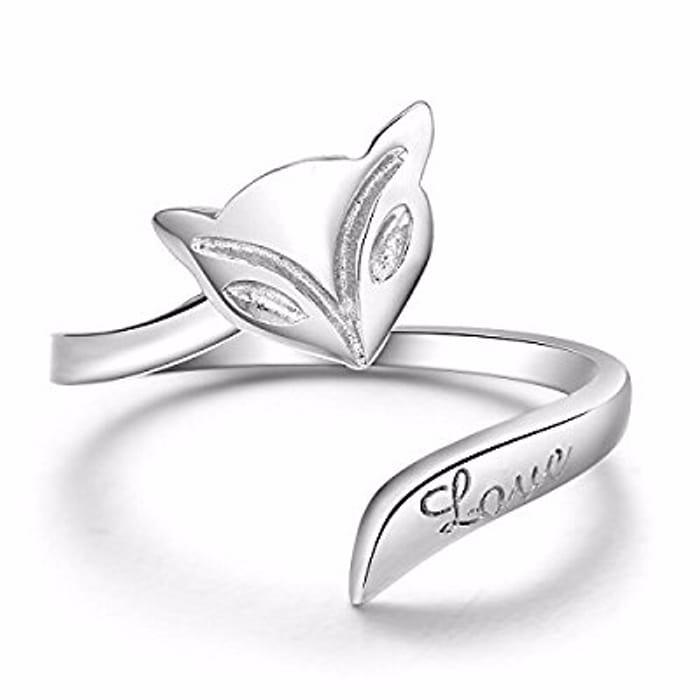 Fox Shaped Ring