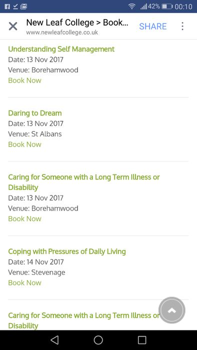 Free Wellbeing Courses