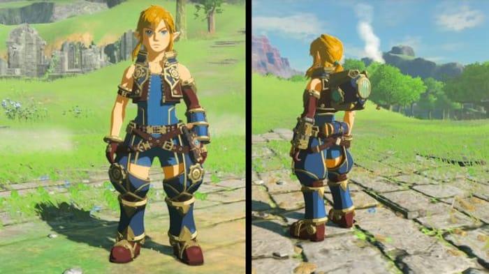 The Legend of Zelda: Breath of the Wild (Nintendo Switch)「Free DLC」