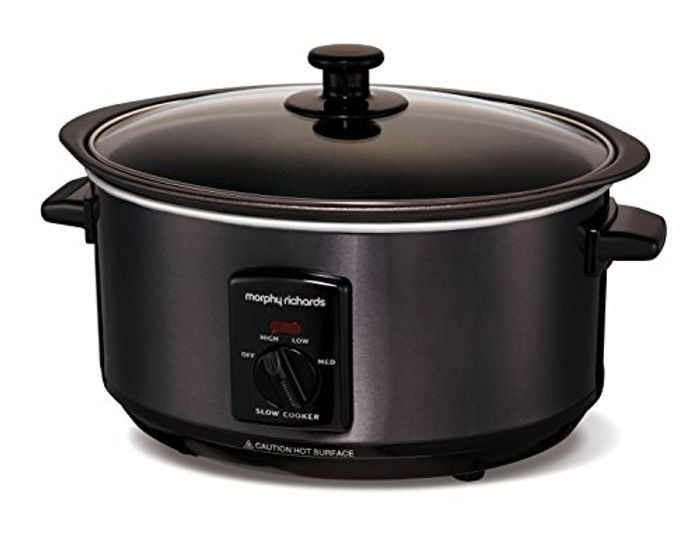 Morphy Richards Accents 48703 Sear and Stew Slow Cooker, 3.5 L