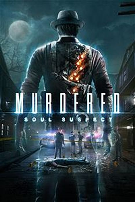 Murdered Soul Suspect Xbox One.